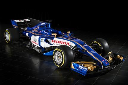 Honda Sauber