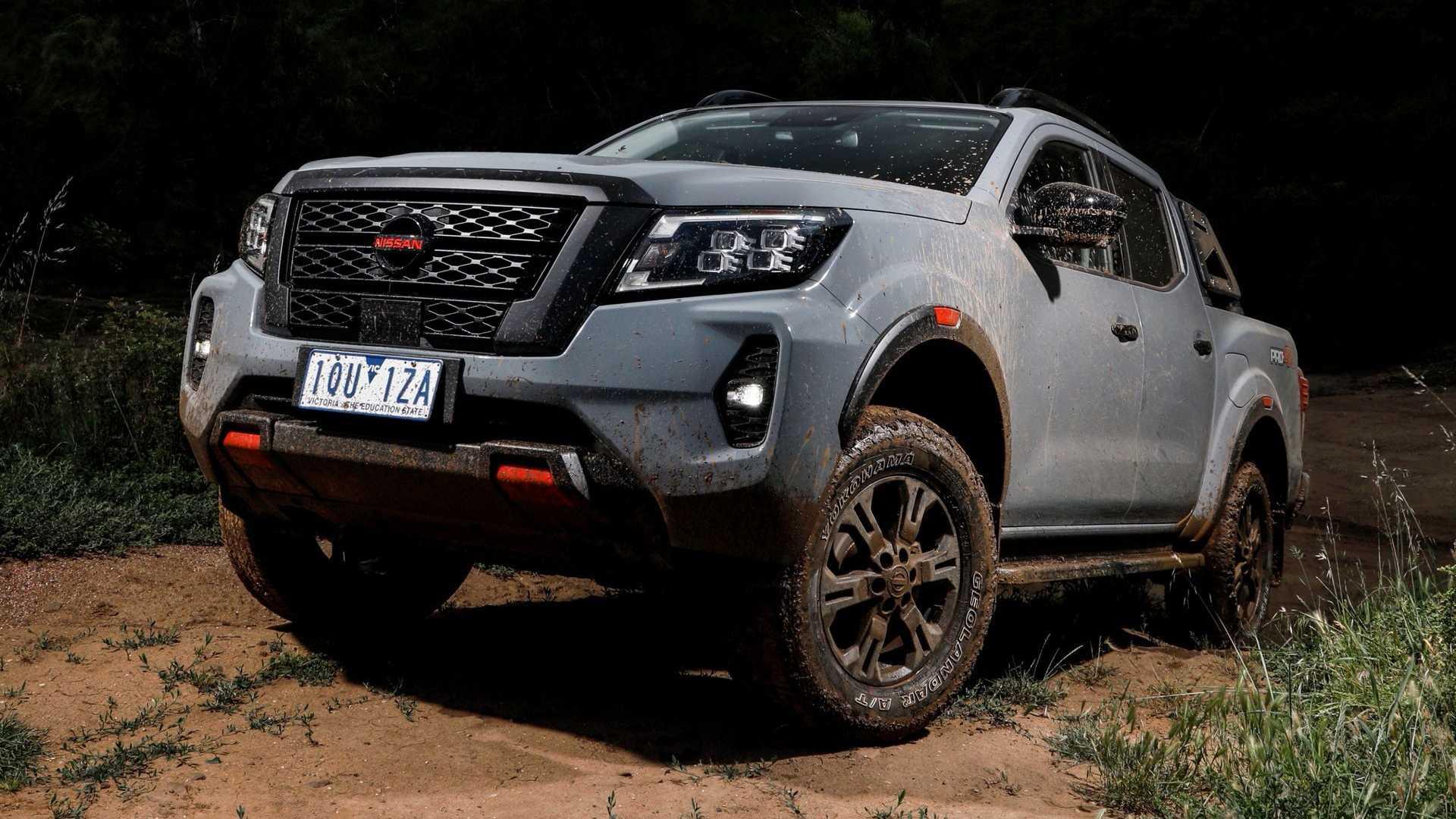 Nissan Confirma Las Virtudes Del Np300 Y Frontier 2021 Para Mexico Autodinamico
